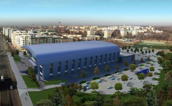 Grabarics Vasbeton to manufacture and construct the complete prefabricated structure of PICK Arena Szeged